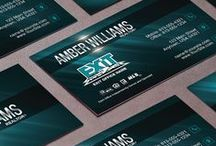 Exit Realty Card Designs and Templates / Exit Realty Card Design Ideas for 2015.