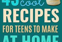 Easy Cookin / I'm not the best chef but I love to get in the kitchen. All of the recipes here are fun and easy for anyone. Even me!