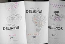 """Viña Los Delirios / Creatividad, pasión y equilibrio son las tres palabras que caracterizan los vinos de Viña Los Delirios varietales.  """"El Delirio es hacer vinos con el corazón"""""""
