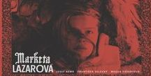 MARKETA LAZAROVÁ von Frantisek Vlácil (1967) / Regie: Frantisek Vlácil  Mit Magda Vásáryová, Josef Kemr, Frantisek Velecký Im Kino und auf DVD & Blu-ray.