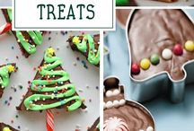 Christmas Recipes / Christmas and winter recipes and holiday treats. Desserts, cakes, cookies, and Christmas / holiday drinks.