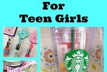 Great Gifts for Girls / Affordable gifts ideas for your BFF!