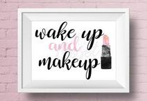 Make Up / We all want to look our best everyday. Makeup tips and tricks for teens for every occasion!