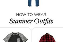 Summer Style for Teens / This board is all about summer outfit ideas for teens.