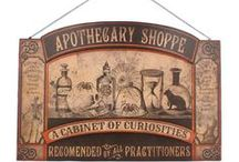 """Many drawers """"Apothecary"""""""