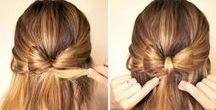 DIY HairStyle / Easy DIY Casual and Formal Hairstyles