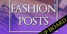 Fashion Blog Posts (Group Board) / All things Fashion! Blog posts from Elite members of the PickABlogger Elites Community and like-minded fashion bloggers