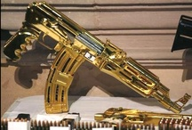 golden rule — cartel firearms / mexican drug lords. feared, powerful... and *fabulous*. feel the power of bling.
