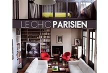 Paris #2 / Elle Decoration Paris Book . So chic parisien...