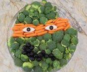 Fun Carrot Creations!