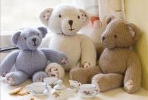 Make Your Own Soft Toys / We love making softies!