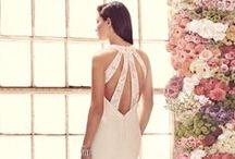 Mikaella Bridal / Mikaella Bridal creates 100% Canadian made designer wedding dresses & bridal gowns. Handmade modern wedding dress for the sophisticated bride.