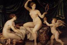 renaissance paintings / by sergio mundi