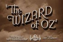 The Wizard of Oz / by Jill Musselman
