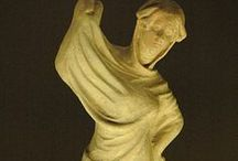 greek sculpture / Ancient Greek sculpture: Geometric, Archaic, Classical and Hellenistic  periodes / by sergio mundi