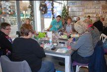 Workshop 6 december 2013 / Workshop Pan Pastel