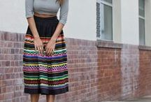 Skirts / What to wear