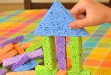 Jeux créatifs à créer «maison»
