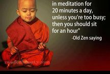 Meditation / Meditation inspiration: pictures, quotes, asanas and much more!