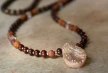 "Sacred Malas / The new ""Bling Bling"" wrist mala collection has birthed and is up at http://jeanneverger.com/"