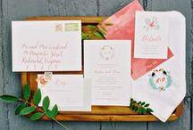 'ello Paper Invitations + Paper Goods