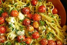 Pasta and noddles / All sorts of pastadishes
