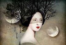femmes et peinture / les femmes dans la peinture