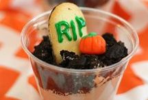 Halloween Temptations / Delicious sweets and treats to indulge in this Halloween!
