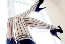 Legs to wear it / For feet