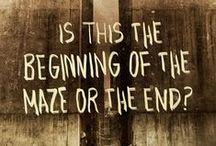 The Maze Runner / #TheMazeRunner