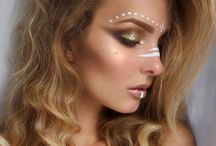 ⋅∙✯ Festival Make Up ✯∙⋅ / Need more inspiration on Festival Make Up? Follow my board and I update you with the greatest looks.