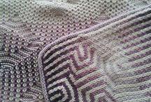 Brioche Stitch - Point de brioche