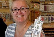 Workshop Angela - 11 juli 2015 / Op zaterdag 11 juli gaf Angela van Dorp een workshop bij Doe@ding.