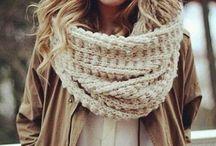 ⋆❅ Boho Winter Fashion ❅⋆
