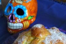 Dia de Muertos Feast / Day of the Dead inspiration for your celebration, altar or offering.