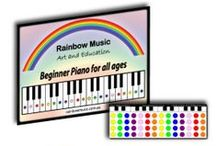 Beginner Piano for Kids / Learning to play simple songs on Piano Keyboard can be an enjoyable experience, as it creates an immediate sense of satisfaction and enjoyment.