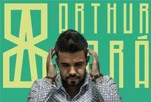 Arthur Xará / Desenvolvimento de Plano de Ação de Redes Sociais, definição de linha visual das postagens e gestão completa dos perfis do cantor.