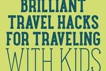 Travelling with the Family / Tips on travelling with the kids and extended family