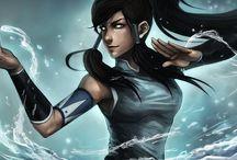 Avatar Last Airbender + Legend of Korra /   ⛰