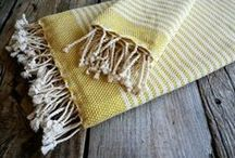 Turkish Towels / Turkish Towels, Hammam Towels, Foutah, Peshtemals, Hamman Towels, Beach Towels, Cotton Towels