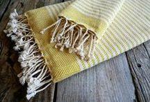 Turkish Towels / Turkish Towels, Hammam Towels, Foutah, Peshtemals, Hamman Towels, Beach Towels, Cotton Towels
