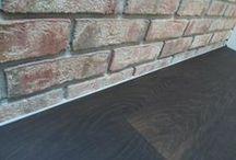 Nasze podłogi drewniane / Nasze realizacje - podłogi drewniane we wnętrzach z duszą :)