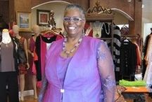 Custom Made Clothing  / Get your custom clothing made just for you at Scarlett Plus Size Boutique