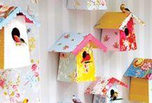Birds houses