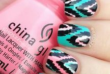 Nails / Cool nail art