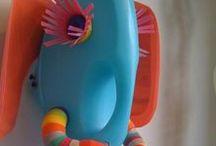 Riciclo Creativo per bambini / Art & Recicle for children