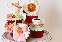 tatlı şeyler / pasta-cupcake