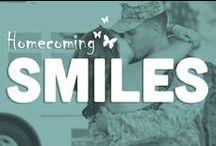 Homcoming Smiles