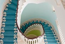 Staircases / by Elaine Kingman