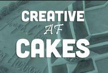 Creative AF Cakes